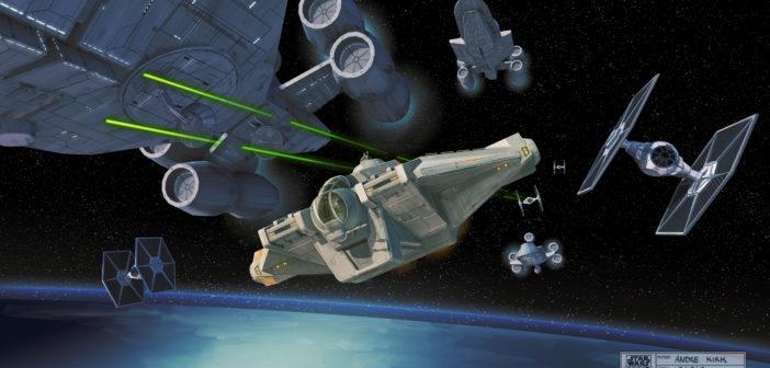 Star Wars Rebels concept