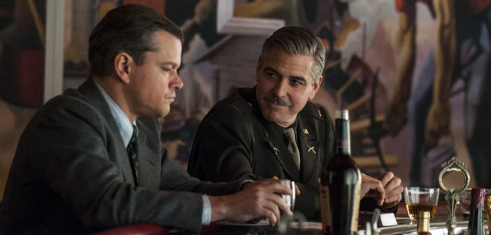 Monuments Men George Clooney