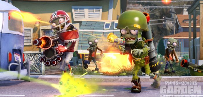 plantes contre zombies garden warfare xbox one