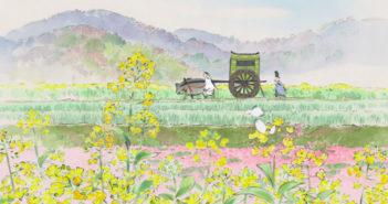 Le Conte de la princesse Kaguya Isao Takahata