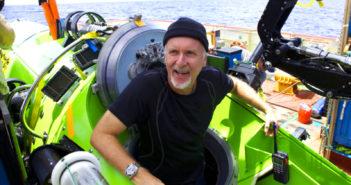 James Cameron Deepsea Challenge 3D