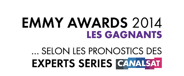 pronostics emmy awards