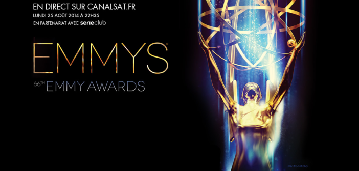 Emmy Awards canalsat
