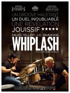 Whiplash affiche