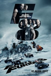 fast and furious 8 affiche