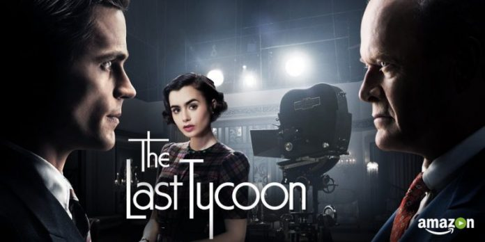 The Last Tycoon Matt Bomer, Lilly Collins, Kelsey Grammer