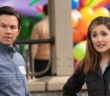 Rose Byrne et Mark Wahlberg dans Apprentis Parents