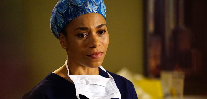 Maggie Pierce dans Grey's Anatomy