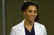 Kelly McCreary, alias Maggie Pierce, dans Grey's Anatomy