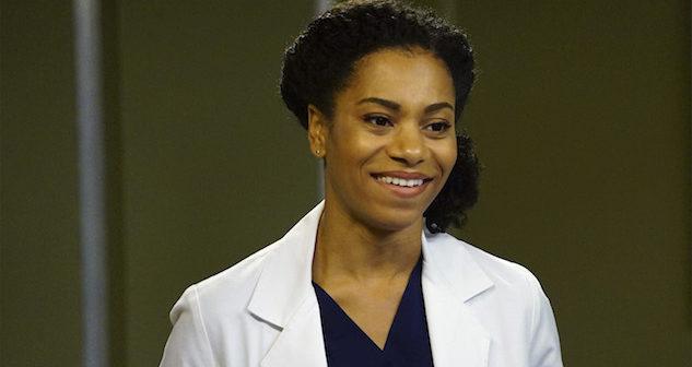 Grey's Anatomy : Kelly McCreary défend le couple Jackson/Maggie !