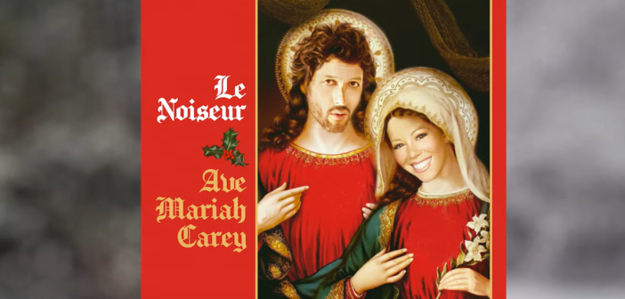 Le Noiseur : sa chanson drôle de Noël dédiée à Mariah Carey