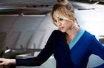 Kaley Cuoco dans The Flight Attendant