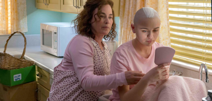 Patricia Arquette et Joey King dans The Act